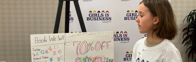 Girls in Business Camp Columbus OH 2021