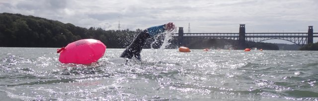 The Original Menai Strait Swim - May