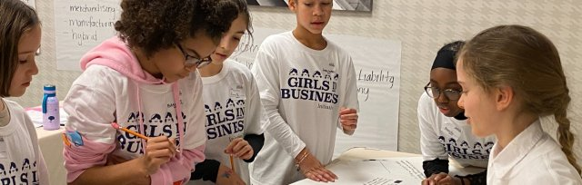 Girls in Business Camp Atlanta 2021
