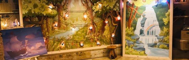 Summer at The Fairy House: FAIRY SCHOOL