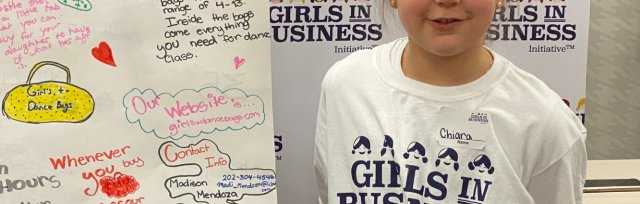 Girls in Business Camp Pittsburgh 2022