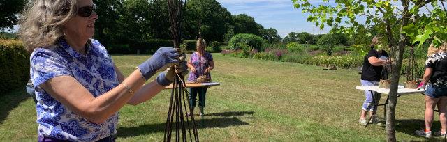 Willow Craft Workshop @ Sussex Prairie Gardens