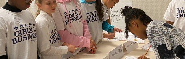 Girls in Business Summer Camp 2021