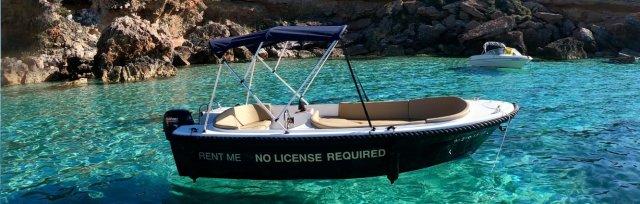 Yamaya Half Day Sunset Self Drive Boat