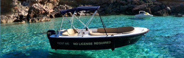 Yamaya Full Day Self Drive Boat