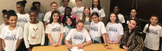 Camp Congress for Girls Tallahassee 2021