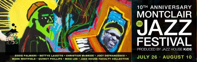 JAZZ @ MONTCLAIR BREWERY - Mathew Whitaker's B3 Organ Party