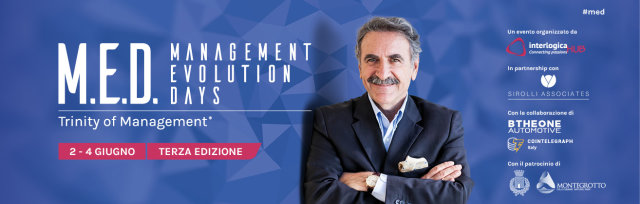 M.E.D. | Management Evolution Days / Trynity of Management®