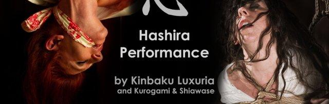 Live Kinbaku Night: Hashira and Bamboo Performance