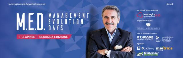 M.E.D.   Management Evolution Days