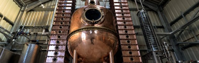 TOAD Distillery Gin Tasting Tour
