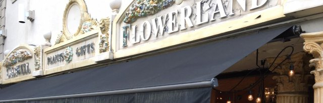 Canna Pop-Up Holiday Health & Wellness Shopping Event at Flowerland