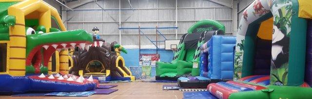 Big Bounce & Krazy Kev Magic Show @ Rossmore Leisure Centre