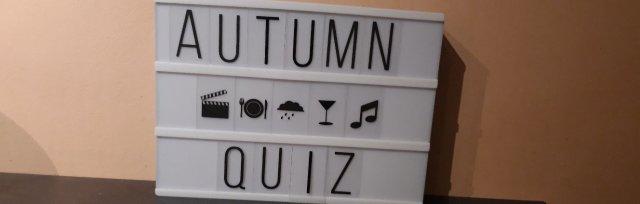 LIKE & CILIP London Autumn Quiz