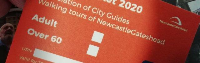 Newcastle City Guides - Season Ticket 2020