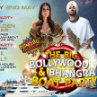 The Big Bollywood & Bhangra Boat Party & After Party image