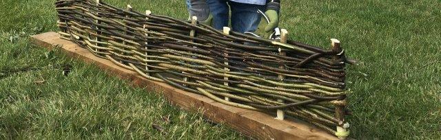 Wattle Hurdle Workshop - Sussex Prairies