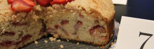 Schnecksville Community Fair's 2021 Refreshing Rhubarb Dessert Contest