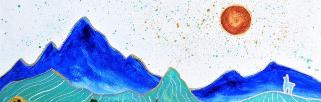 "Let's Paint ""Atacama"" - Online"