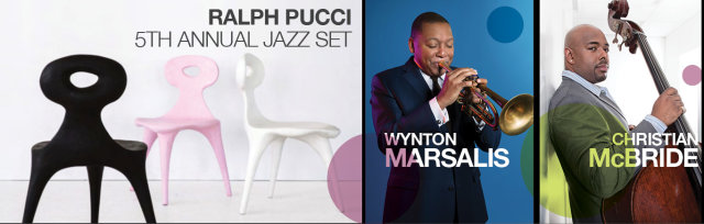 RALPH PUCCI 5th Annual Jazz Set - Broadcast Tickets