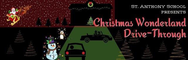 SAS Christmas Wonderland Drive-Thru