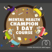 Mental Health First Aid Champion 1 Day Course image
