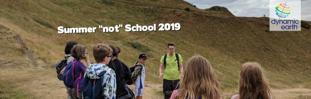 "Summer ""not"" School 2019 