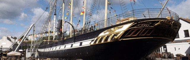 SS Great Britain Gin Tasting Bristol 2021
