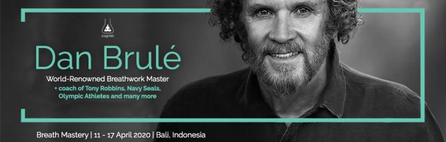 Breath Mastery with Dan Brule in Bali
