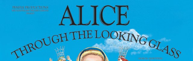 Alice Through The Looking Glass, Southport Botanic Gardens, 2.30pm