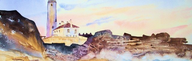 Watercolours with Sheena Maynard - Friday mornings or afternoons 10 weeks £100