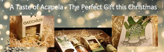 Acapela Christmas  Box