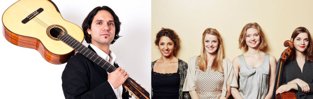 Sunday Concert: Morgan Szymanski & Benyounes Quartet