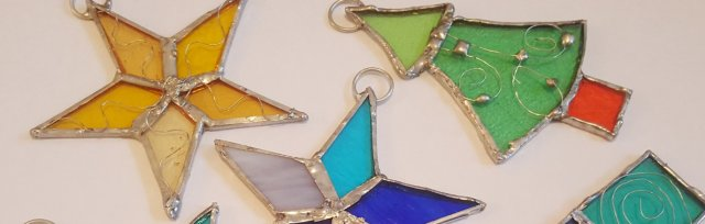 Stained Glass Christmas Decoration Workshop