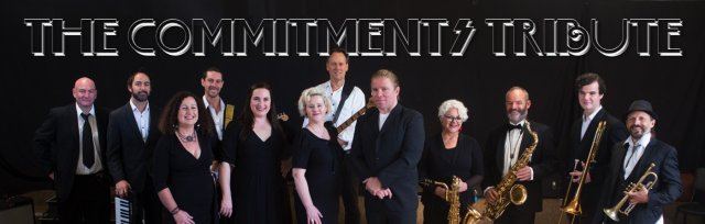 The Commitments Tribute at the Denmark Civic Centre