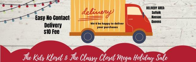 MEGA HOLIDAY SALE Delivery