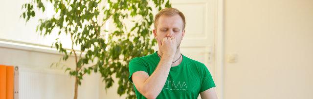 ATMA YOGA бесплатное онлайн занятие по йоге (RUS) / ATMA YOGA bezmaksas online hatha jogas nodarbība (RUS)