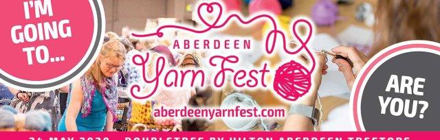 Aberdeen Yarnfest 2020