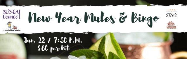 New Year Mules & Bingo