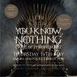 You Know Nothing - Game Of Thrones Quiz Night image