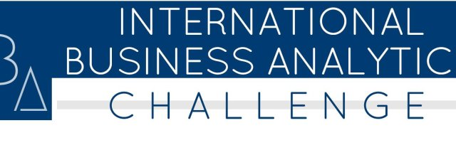 International Business Analytics Challenge 2019