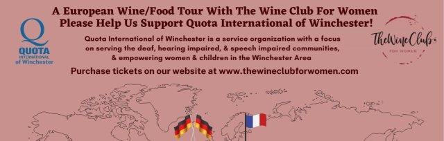 European Wine/Food Tour