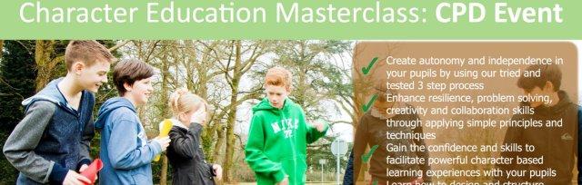 Character Education Masterclass