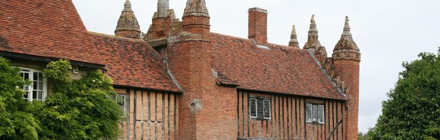 West Stow Hall tour
