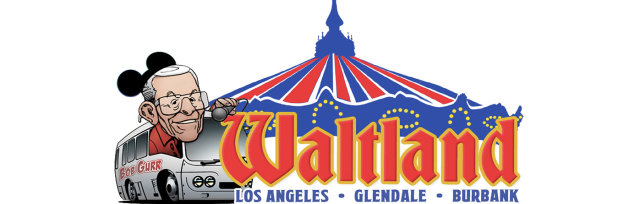 Waltland Disney History Bus Tour