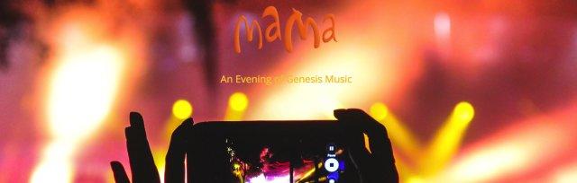 Mama (Genesis Tribute Band) - The Hits and Shorts
