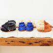 Leather: Baby Moccasins Workshop image