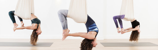 FREE Intro to Aerial Yoga Workshop