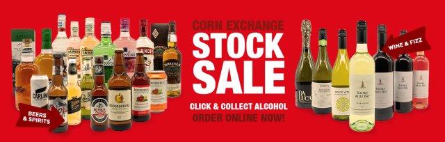 Drinks Sale Spirits / Beers / Wines
