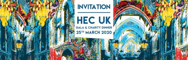 The HEC UK Gala & Charity Dinner 2020